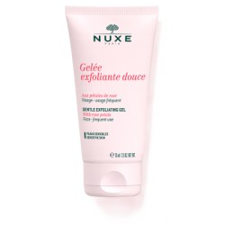 NUXE GEL EXFOLIANTE PETALOS DE ROSA 75ML