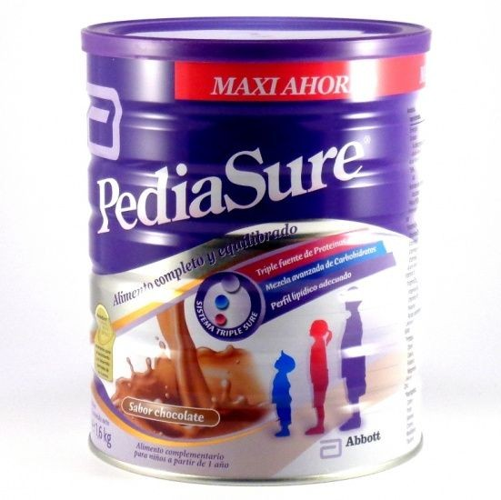 PEDIASURE CHOCOLATE...