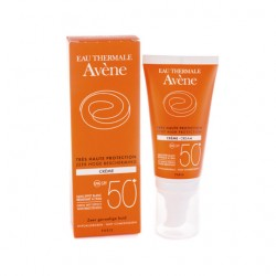 AVENE FOTOPROTECTOR SPF50+ SIN COLOR 50ML
