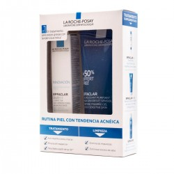 EFFACLAR PACK ACNE: DUO+GEL LIMPIADOR