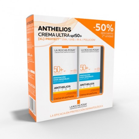 ANTHELIOS ULTRA SPF50+ CREMA 50ML LA ROCHE POSAY