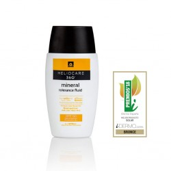 HELIOCARE 360 MINERAL SPF50+ TOLERANCE FLUID 50ML
