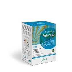 ABOCA NATURAMIX ADVANCED REFUERZO 20 SOBRES