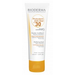 PHOTODERM AKN MAT SPF30+ 40ML BIODERMA