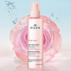 NUXE BRUMA TONIFICANTE REFRESCANTE 200ML VERY ROSE