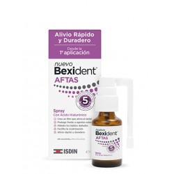 BEXIDENT AFTAS SPRAY BUCAL PROTECTOR 15ML