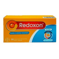 REDOXON VITAMINA C DEFENSAS 30 COMP EFERVESCENTES