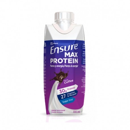 ENSURE MAX PROTEIN VAINILLA 330ML