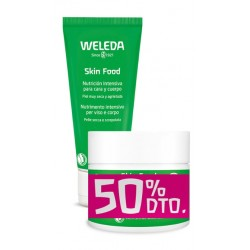 WELEDA PACK SKINFOOD ORIGINAL + BODY BUTTER 50% DTO