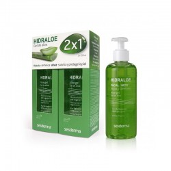 SESDERMA HIDRALOE GEL PACK 2X250ML