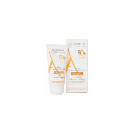 A-DERMA PROTECT 50+ FLUIDO 40ML