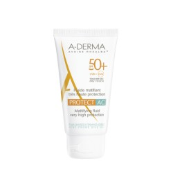 A-DERMA PROTECT AC 50+ FLUIDO MATIFICANTE 40ML