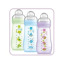 MAM BIBERON BABY BOTTLE +4 MESES 330ML