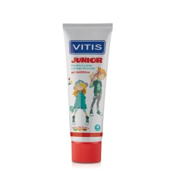 VITIS JUNIOR GEL DENTIFRICO 75ML