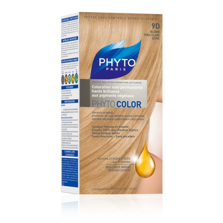 PHYTO COLOR 1 NEGRO